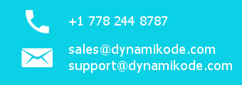 Dynamikode contact info
