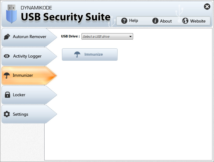 Usb Security Suite Immunizer